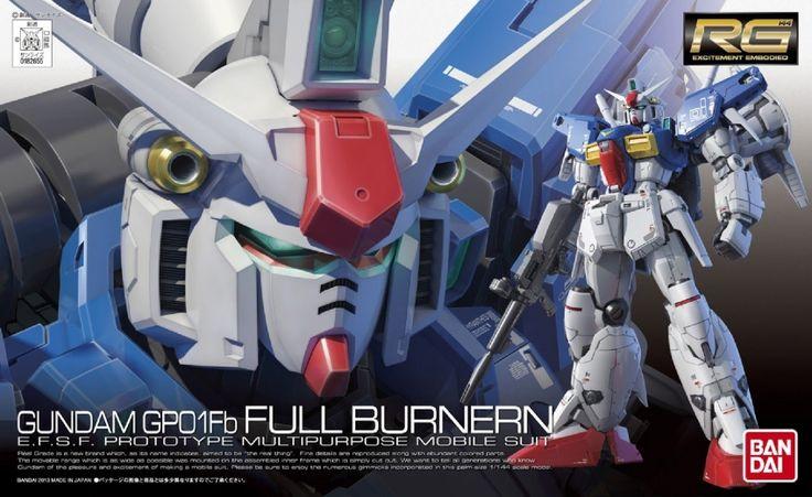 RG RX-78GP01fb Full Burnern