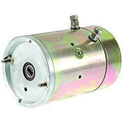 Parts Player New Heavy Duty Plow Motor For Meyer E57 E57H E-60H Pump Direct Fit