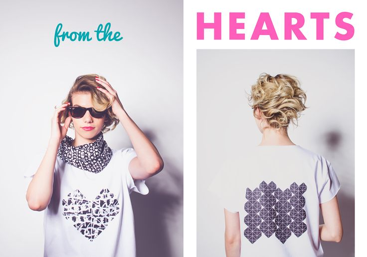 2015 HEARTS | LAZLO FASHION only fom organic materials