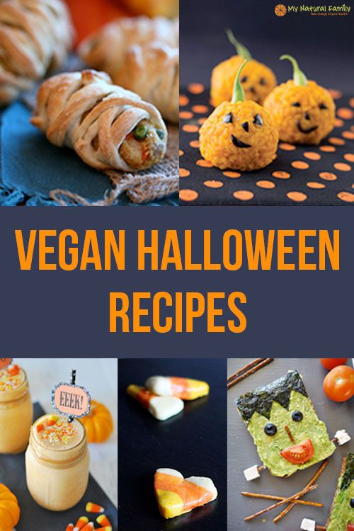 vegan halloween party ideas
