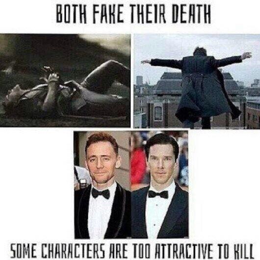Some people are just too attractive to kill
