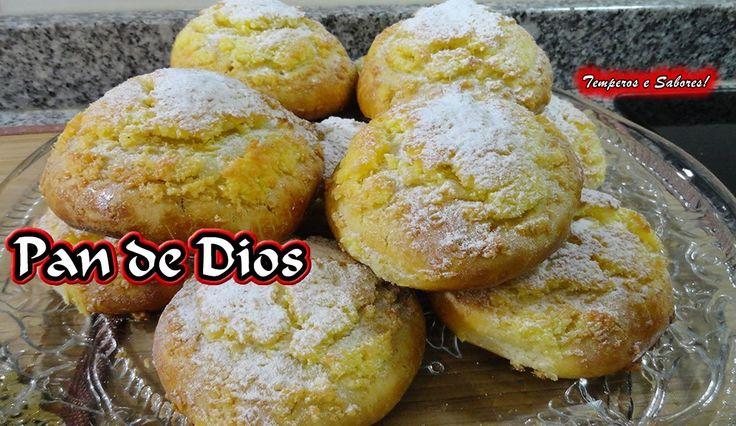 PAN DE DIOS pan dulce delicioso