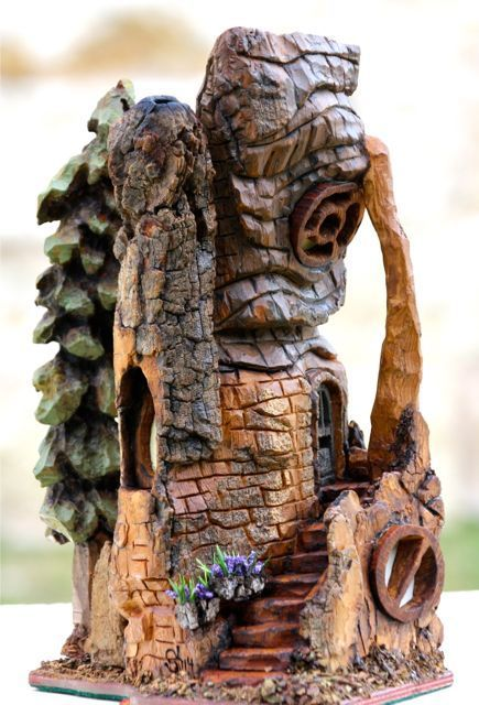 1000+ Images About Bark Carvings On Pinterest