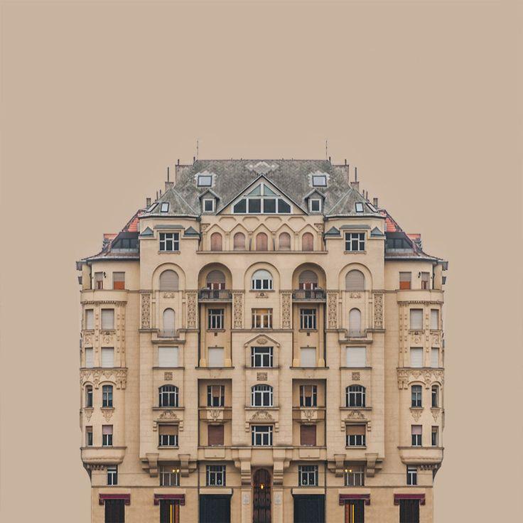 Urban Symmetry by Zsolt Hlinka