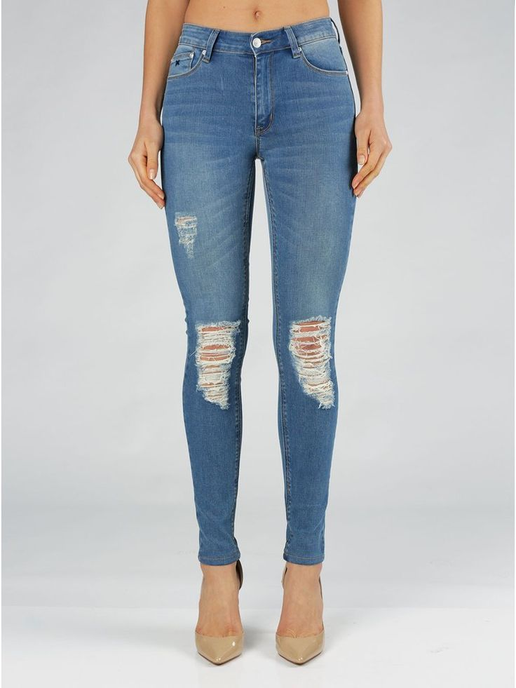 RES Denim - Res Kitty Skinny 1977 Vintage Jean