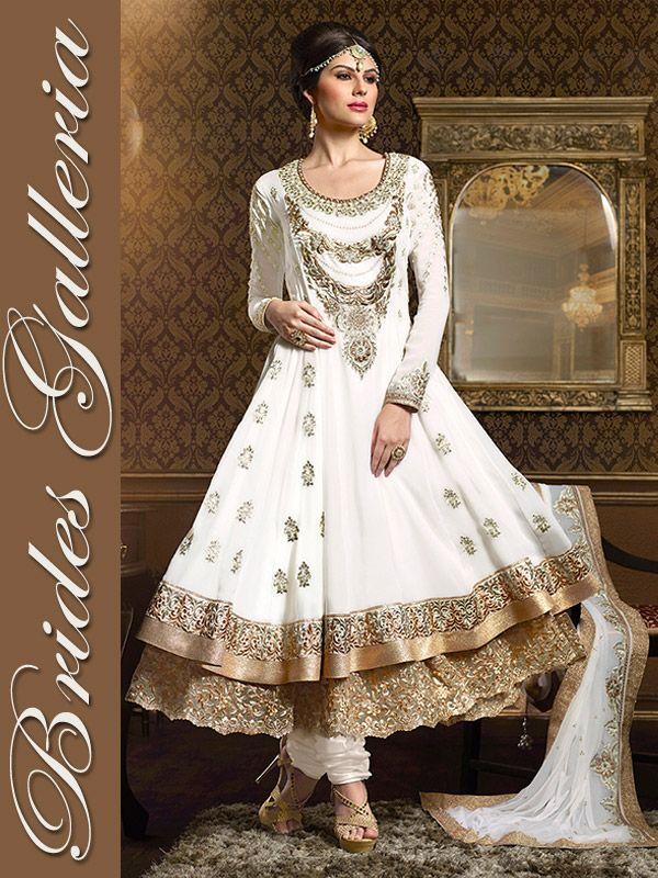 White Party Wear Anarkali Suit White Party Wear Anarkali Suit [BGSU 14838] - US $140.08 : Punjabi Suit, Designer Sarees , Anarkali Suit, Salwar Kameez, Bridal lehenga Choli, Churidar Kameez, Anarkali Suit, Punjabi Suit Designer Indian Saree, Wedding Lehenga Choli