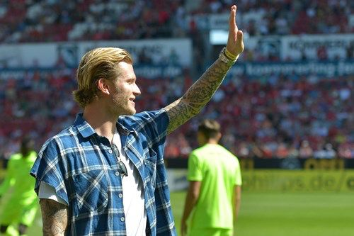 "Loris Karius ‏on Twitter: ""I'm delighted that I got the chance to say goodbye to everyone at my former club FSV Mainz 05 today! """