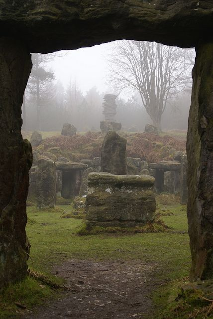 Druids Temple | Flickr - by Martin Black  #PadreMedium