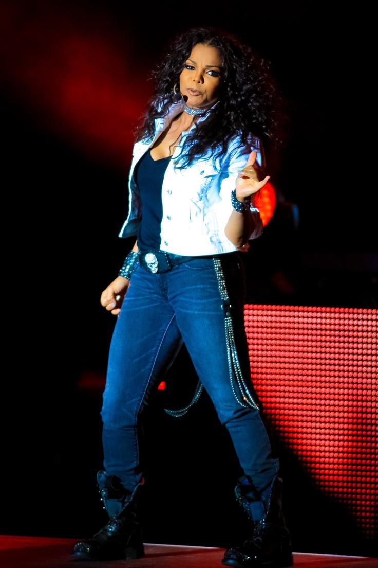 Janet Jackson - 09/01/11