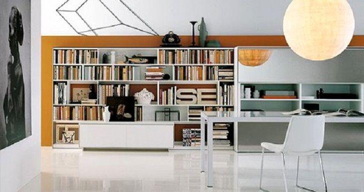 Merancang Desain Perpustakaan Rumah Idaman