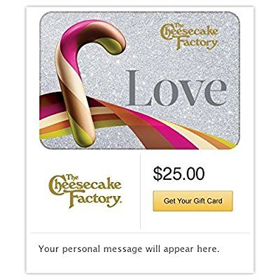 The Cheesecake Factory Gift Cards - E-mail Delivery * Discover this special product, click the image : Gift cards