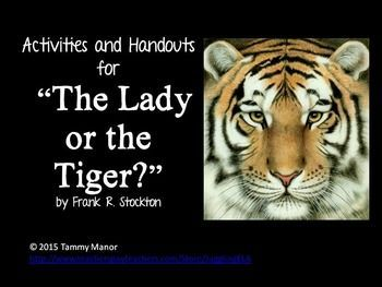 The lady and the tiger essay