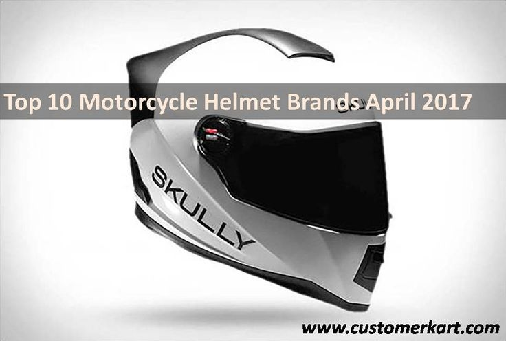 Motorcycle Helmet is the most important protective gear that you can wear while riding a motorcycle. Life safety is the top most priority for all. So to help you in deciding which helmet brand you should prefer. We've given this article placing the list of Top 10 Motorcycle Helmet Brands April 2017.