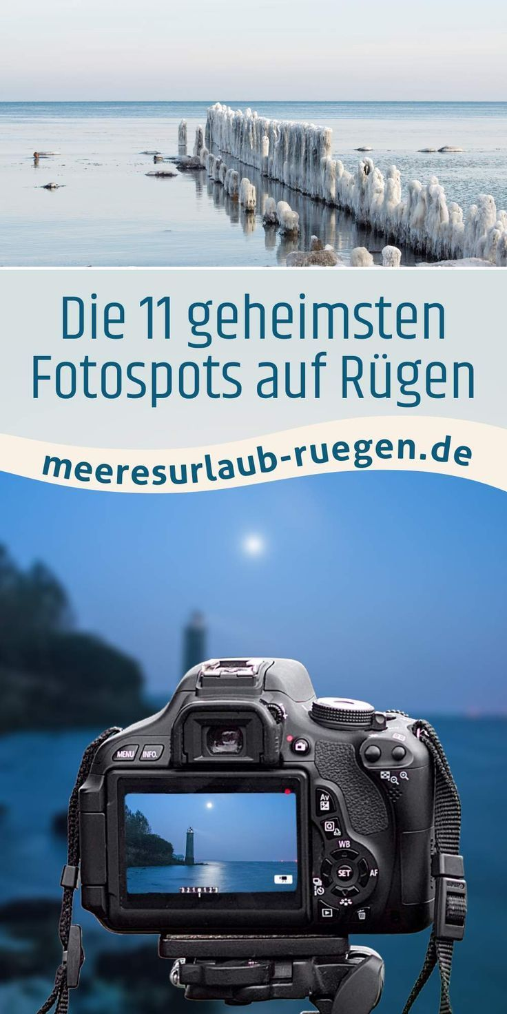 11 geheimste Fotospots auf Rügen