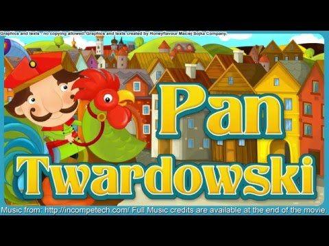 Legenda - Pan Twardowski - bajka dla dzieci - Czytanka PL