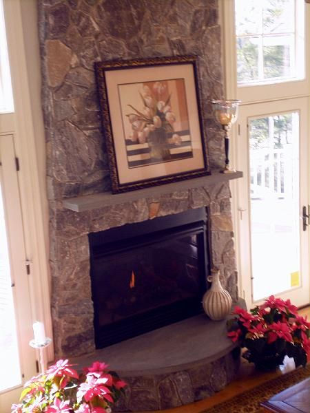 37 best Rounded Hearth images on Pinterest | Fireplace design ...