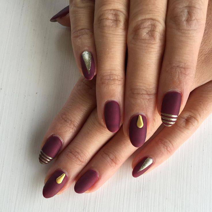 15 best 5 fresh nail designs images on pinterest fresh nail gorgeous matte nails with a little twinkle nail design stunning prinsesfo Image collections