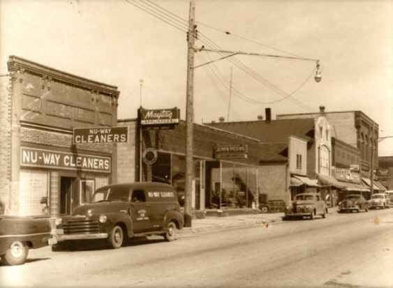 Albany, MN back in the day. My home town!