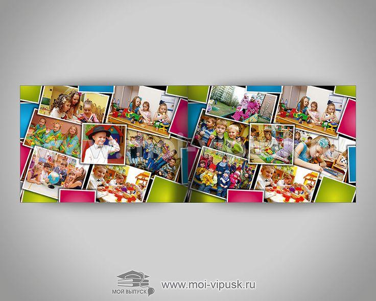 Выпускные альбомы для детского сада и детей, детские фотоальбомы