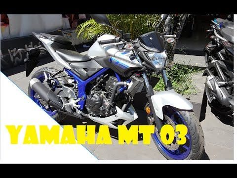 YAMAHA MT 03 REVIEW COLOMBIA