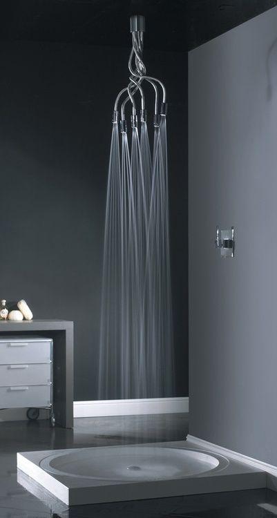 "livingwellwhiledoinggood:  Image source:Minimalist modern bathroom deesign ~ ""Living well while doing good"""