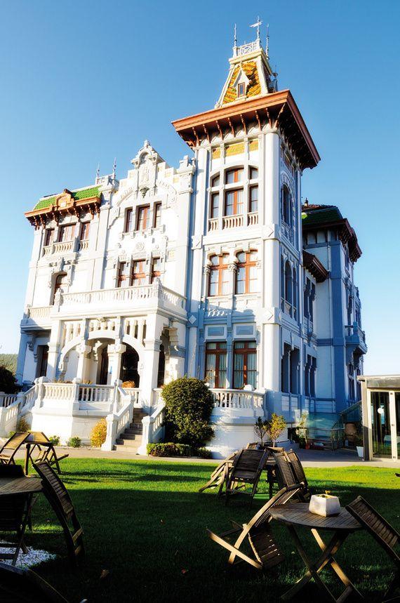 Villa Rosario Asturias España.