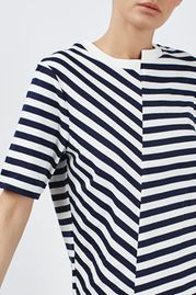 Reconstructed Tee By Boutique