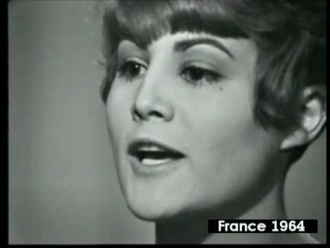 France 1964 - Rachel - Le Chant de Mallory