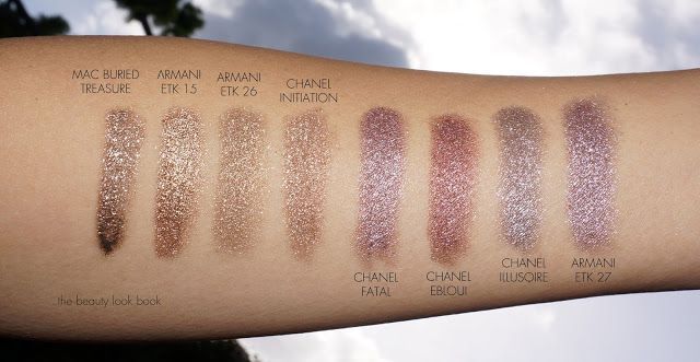 Chanel illusion d'ombres