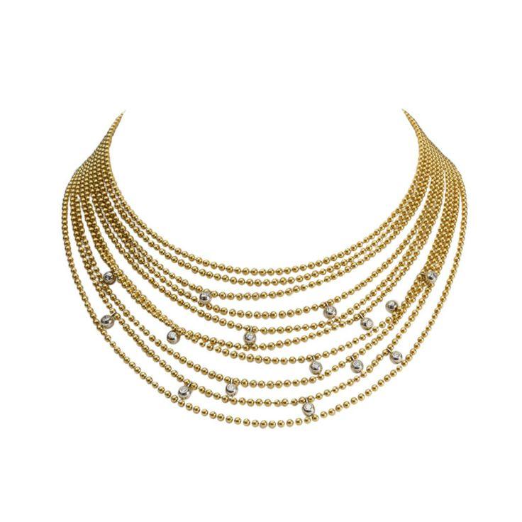 Fallon Marquis Multi-Strand Necklace 8iwf3t3Ef
