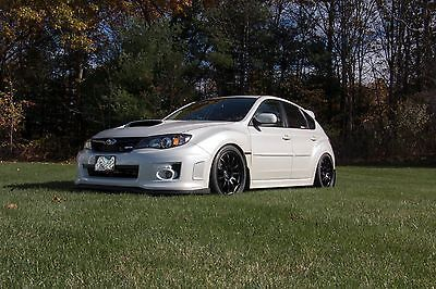 cool 2011 Subaru WRX Hatchback - For Sale