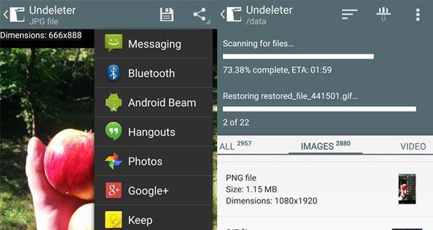 Apps para recuperar fotos borradas en tu Android - http://www.entuespacio.com/apps-para-recuperar-fotos-borradas-en-tu-android/