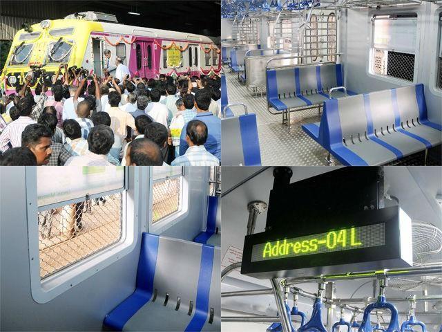 Slideshow : Mumbai set to get new local trains - Mumbai set to get new local trains   The Economic Times