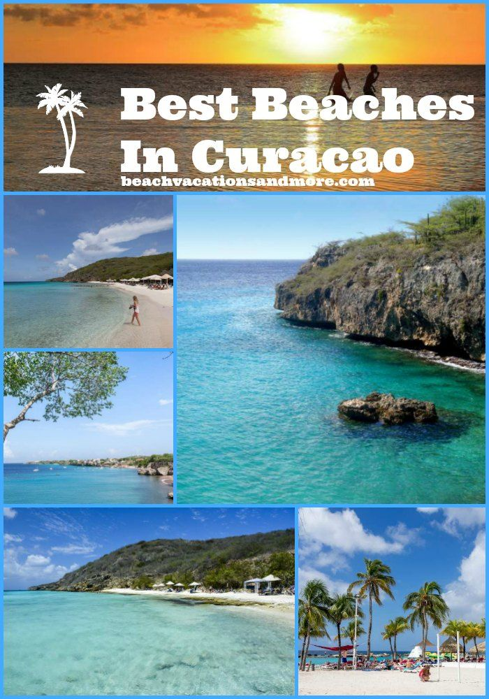 Curacao beaches are famous for their picturesque scenery which includes plenty of sea cliffs and gorgeous calm bays.