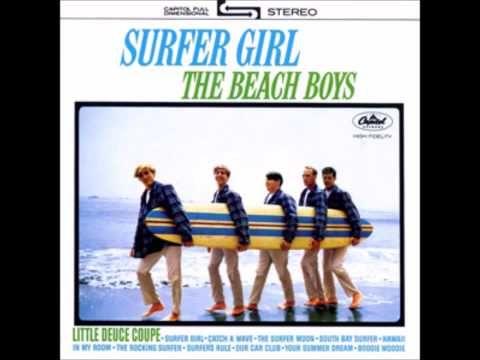 The Beach Boys - Surfer Girl (FULL ALBUM) - YouTube
