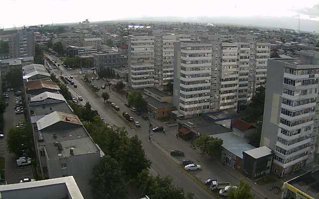 Slatina - Romania Live webcams City View Weather - Euro City Cam