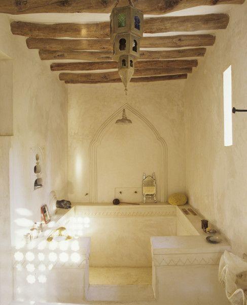 Bathroom with Morrocan / Turkish decor - Pieter Estersohn | 1stdibs Photo Archive Search