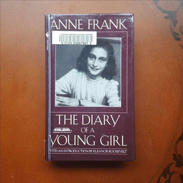"The product ""The Diary of a Young Girl"" - Anne Frank is sold by TheClearlyIlliterateBookShop in our Tictail store.  Tictail lets you create a beautiful online store for free - tictail.com"