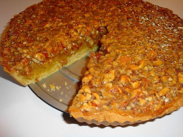 Himmelske kager: Appelsin-mandel tærte