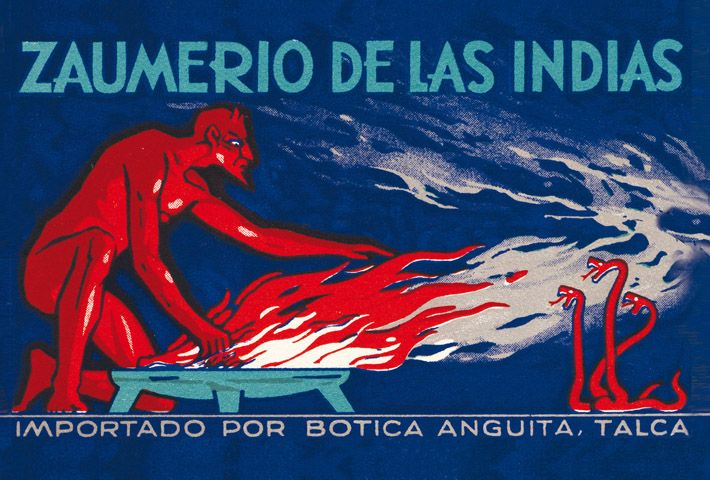 Año: circa 1930 Autor: Act-Ges, Wenderoth Lugar: Talca Archivo: Diseño Nacional