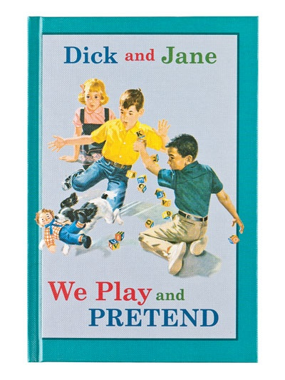 Those dick and jane spot transe. Ein
