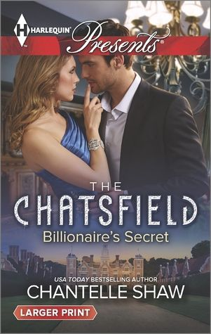 REVIEW: Billionaire's Secret by Chantelle Shaw