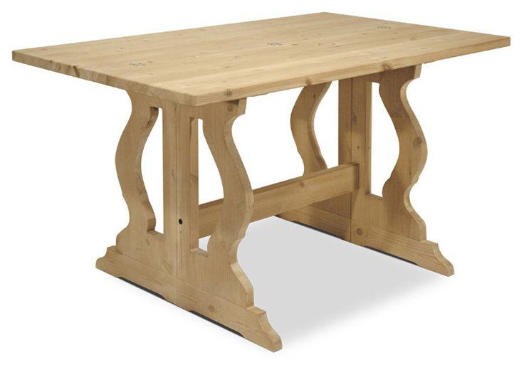 17 migliori immagini su tavoli allungabili in legno for Tavoli rustici allungabili