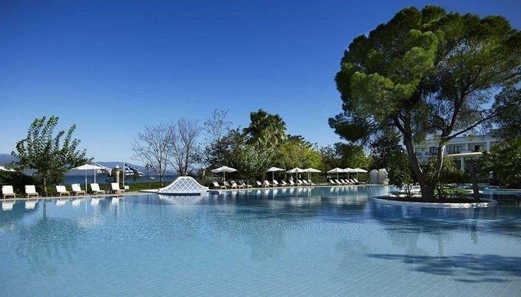 5* Galini Wellness Spa & Resort στα Καμένα Βούρλα!