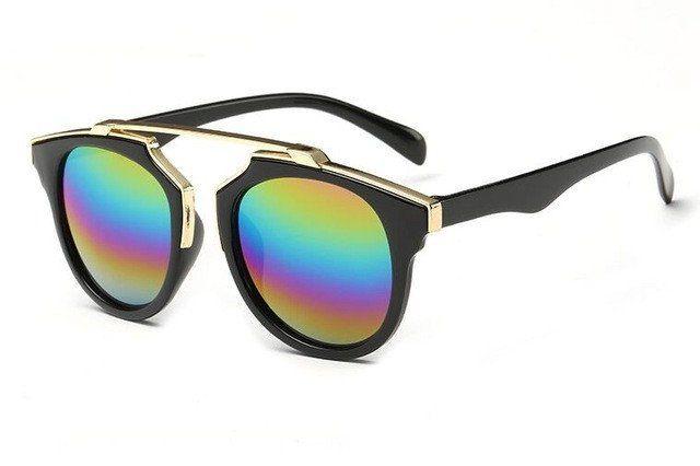 Womens 'So Real' Browline Sunglasses Astroshadez – ASTROSHADEZ.COM