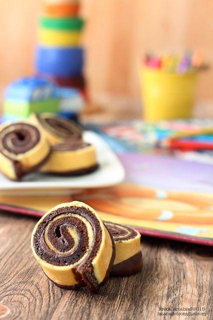 La tana del coniglio: Girelle al cioccolato