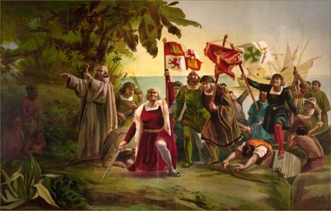 Christopher Columbus - Missionary | None | Catholic Family News
