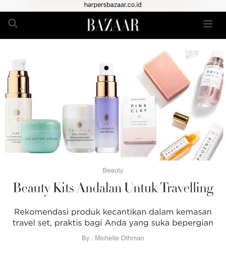 skincare article for Harper's Bazaar website