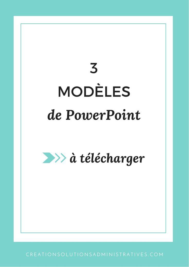 Bien-aimé Les 25 meilleures idées de la catégorie Modèle présentation  LD43