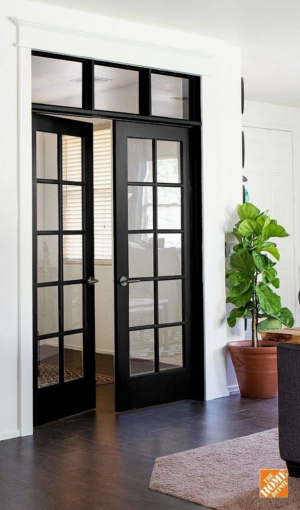 French Doors Are Found In Many Different Residences Throughout The Usa From Beach Side Bung French Doors Interior Installing French Doors Black Interior Doors